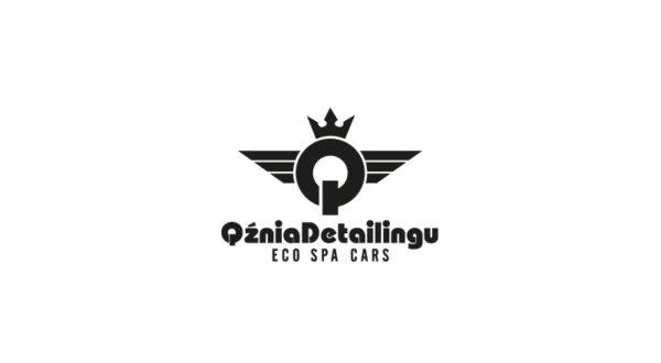 Logotyp Qźnia Detailingu
