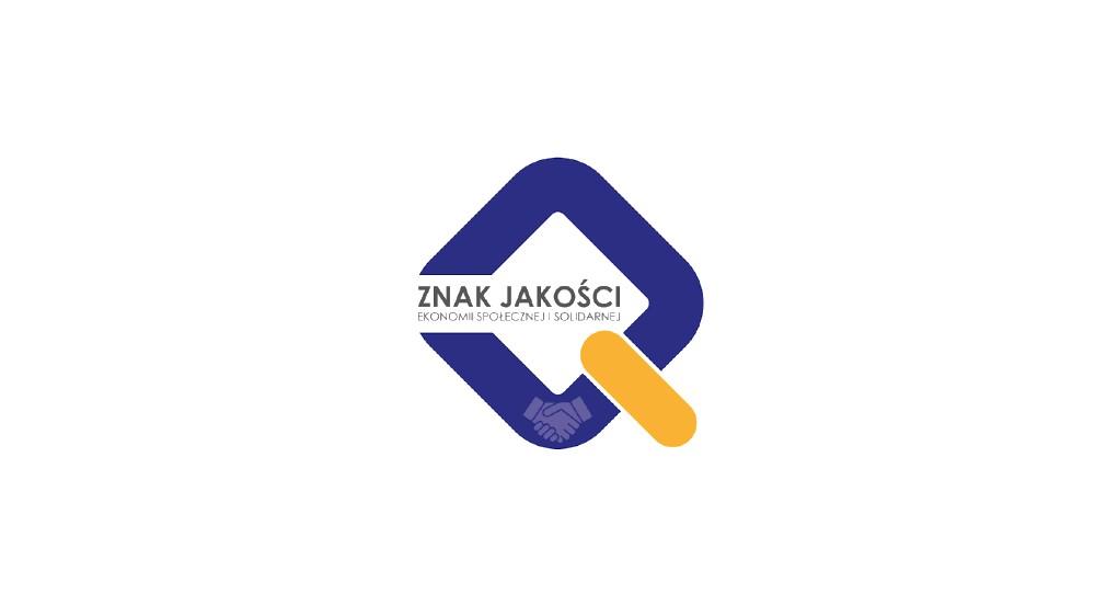 Logotyp Znak Jakości Ekonomii Społecznej i Solidarnej 2021